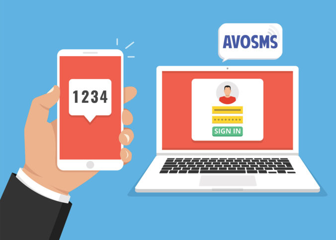 AvoSMS : Authentification SMS, validation, vérification numéro mobile