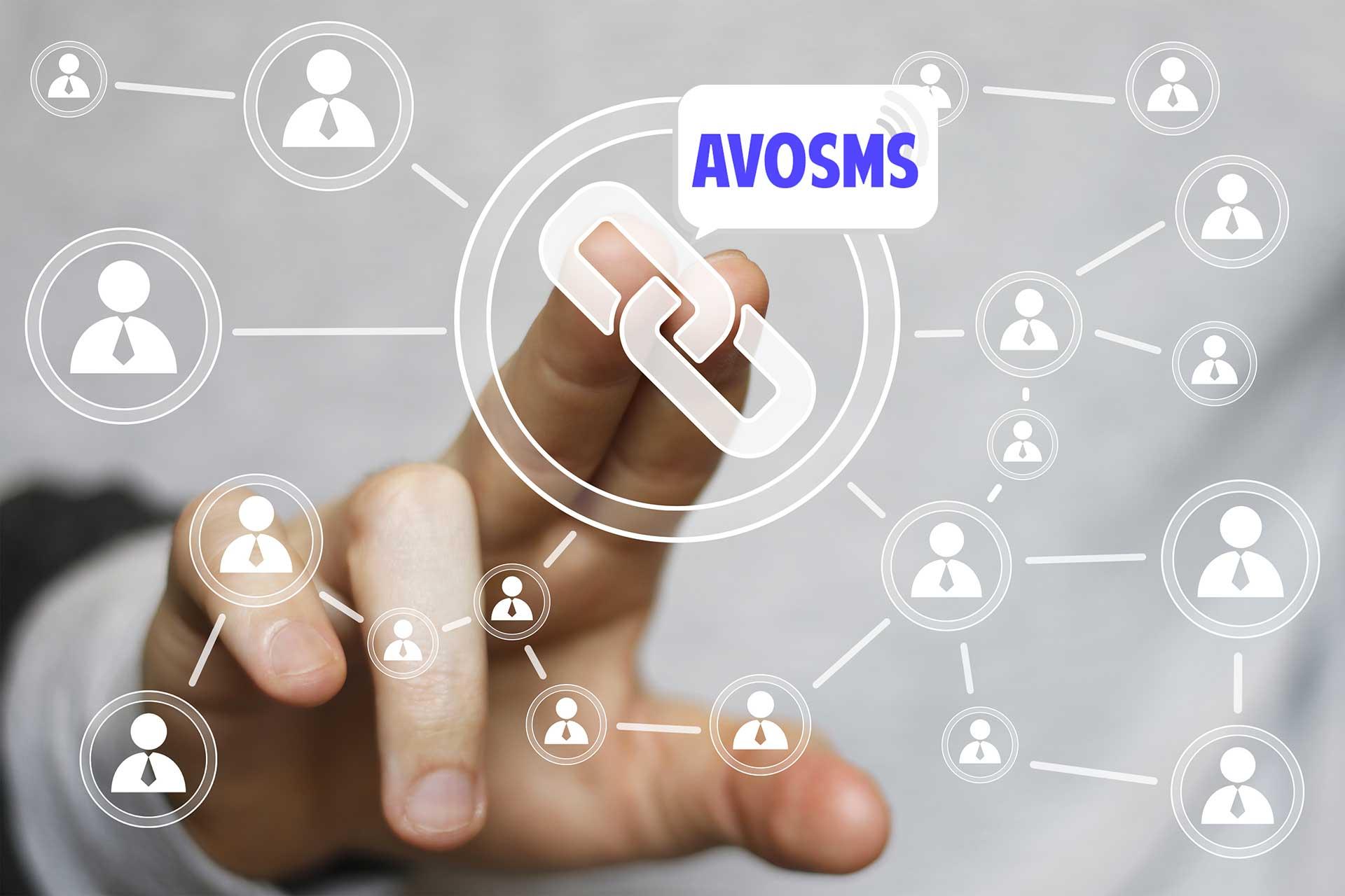 Suivi des liens : clics sur lien - AvoSMS
